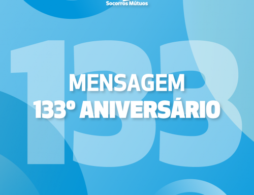 Mensagem 133º Aniversário da ASMS
